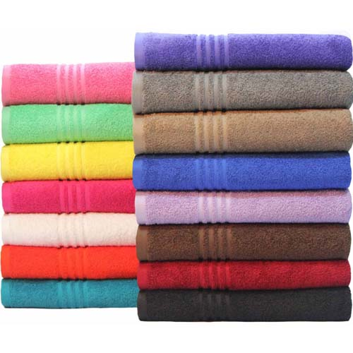 Bath Towel Color 68x137 - Bali Linen Supplier