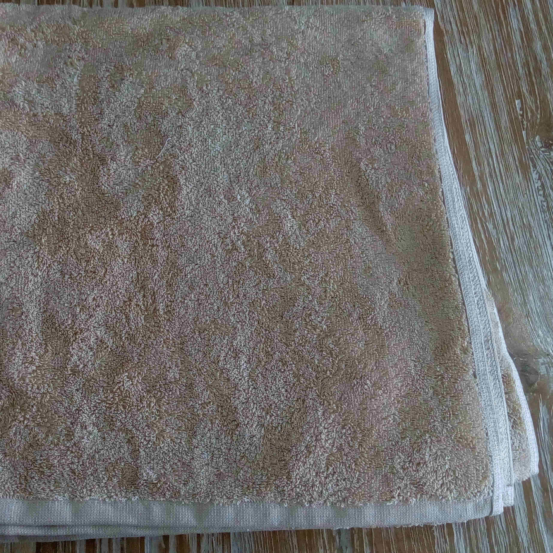 Bath Towel - Camel - BaliOz