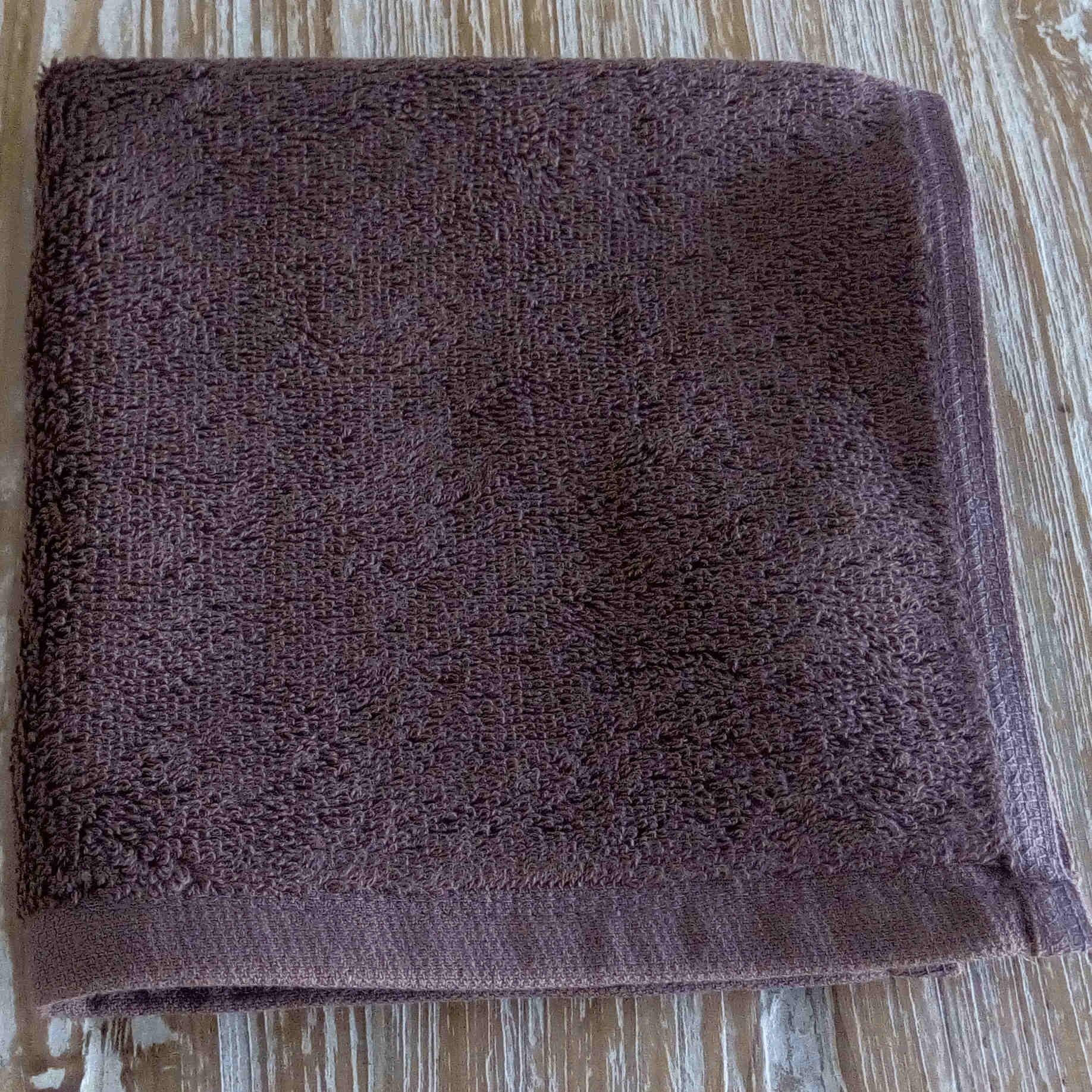 Face Towel - Brown - BaliOz